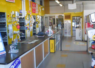 magazzino termoidraulica montesilvano